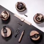 armbanduhr holz
