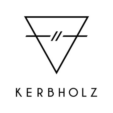 Kerbholz Damen-Armbanduhr Analog Quarz Holz 104005V000003 -