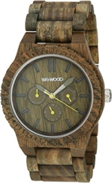 WeWood Kappa Army Multifunktionsuhr WW15002 -