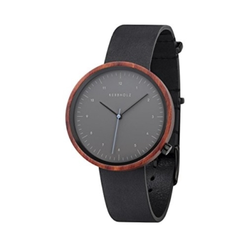 Kerbholz Herren-Armbanduhr 4251240402550 -